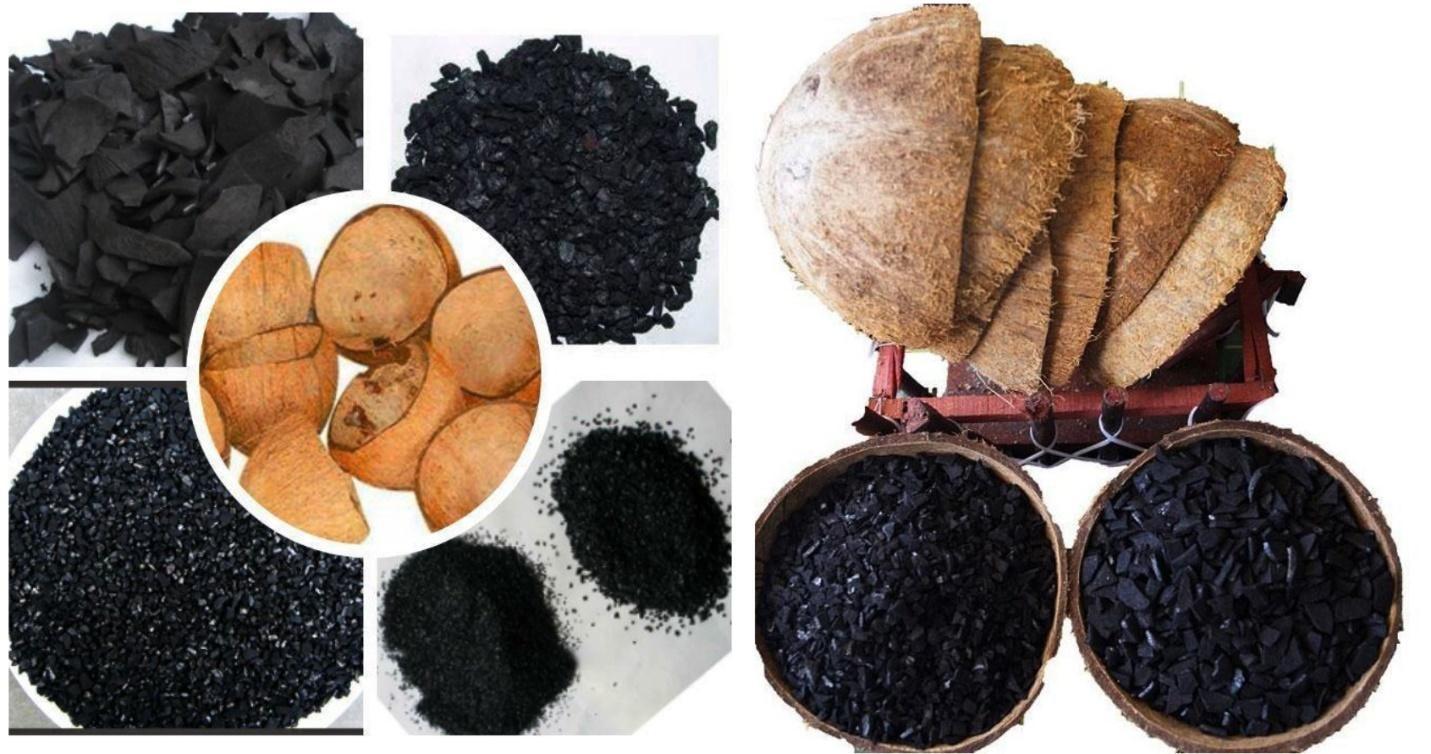 ccoconut activated carbon manufacturer